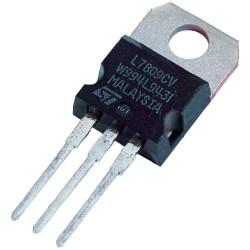 Regulador de Tensión Lineal 9V L7809CV Versión 1.5Amp