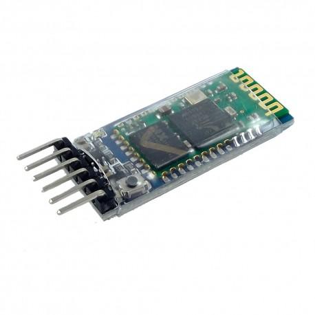Módulo Bluetooth Serial Maestro y Esclavo HC-05