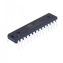 Circuito Integrado Microcontrolador Atmega328P Bootloader Incluido