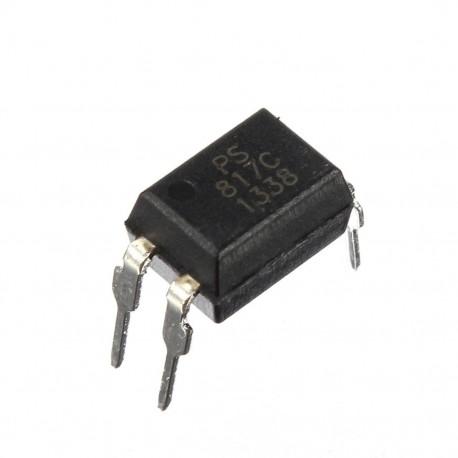 Optoacoplador con Salida a Transistor PC817 DIP-4