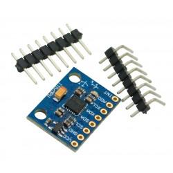Módulo Sensor de 3 ejes Acelerómetro y Giróscopio GY-521 6DOF MPU-6050