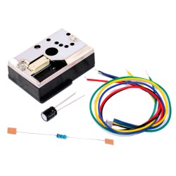 Sensor de Polución y Calidad del Aire SHARP Modelo GP2Y1010AU0F