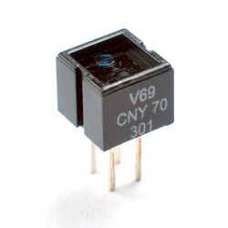 Sensor Óptico Infrarrojo Reflectivo Modelo CNY70
