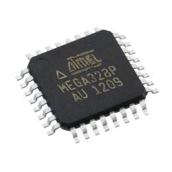 Circuito Integrado Microcontrolador Atmega328P SMD MEGA328