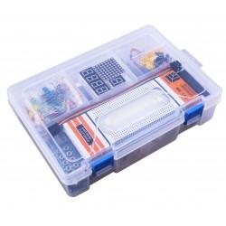 Kit Avanzado de Programación Arduino UNO SMD Compatible con Caja