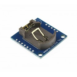 Módulo DS1307 RTC con Memoria EEPROM 32kB sin Batería